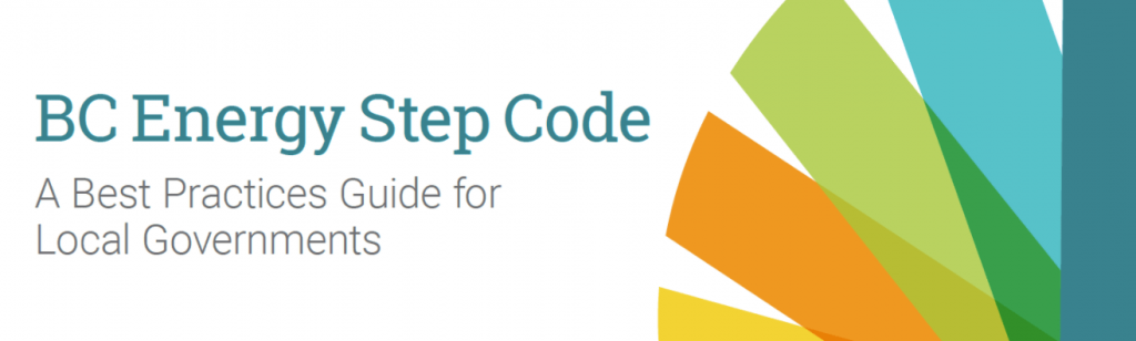BC Step Code Rebates